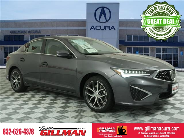 New 2020 Acura ILX TECH