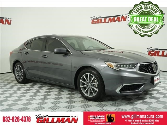 Certified Pre-Owned 2019 Acura TLX 2.4L Technology Pkg