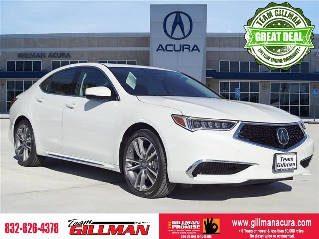 Certified Pre-Owned 2019 Acura TLX w/Technology Pkg LEATHER SUNROOF NAVIGATION