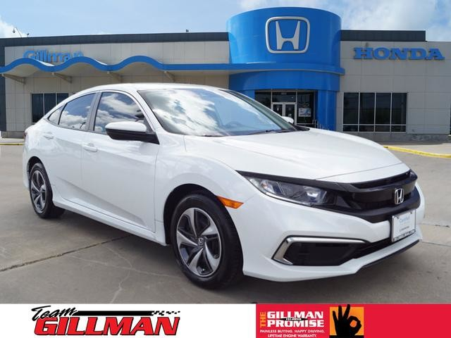 Certified Pre Owned Honda >> Certified Pre Owned 2019 Honda Civic Sedan Lx Certified Pre Owned