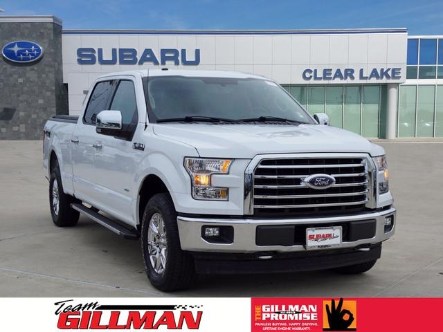 Pre-Owned 2017 Ford F-150 XLT SUPERCREW