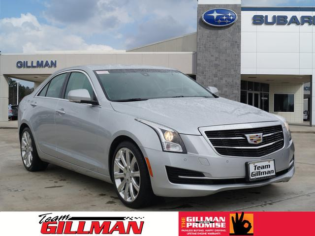 Pre Owned 2015 Cadillac Ats 2 0t Luxury 2 0t Luxury 4dr Sedan In