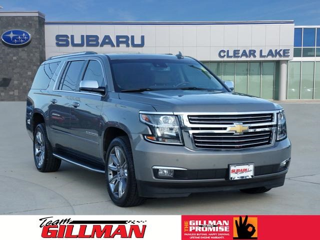 Pre Owned Suburban >> Pre Owned 2017 Chevrolet Suburban Premier Rwd 4d Sport Utility