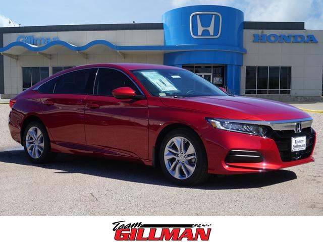 New 2020 Honda Accord LX
