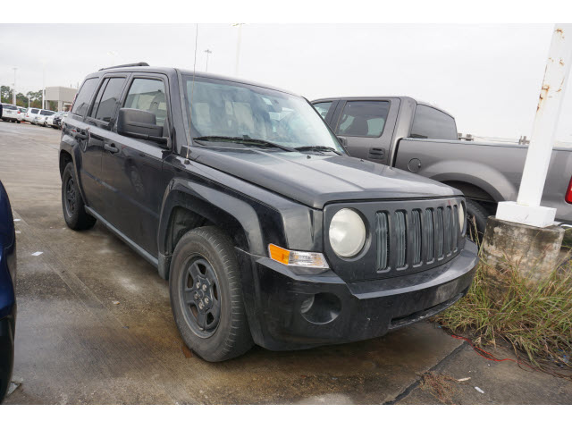 Pre-Owned 2008 Jeep Patriot FWD