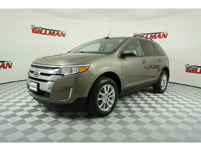 Pre Owned 2017 Ford Edge Sel Leather Interior Navigation System