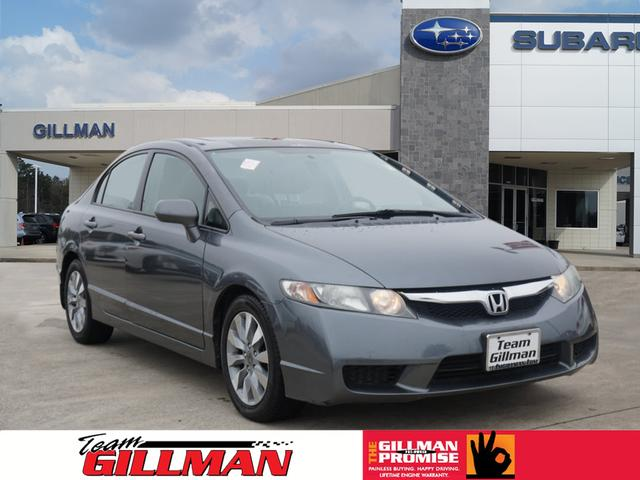 Pre Owned 2009 Honda Civic EX