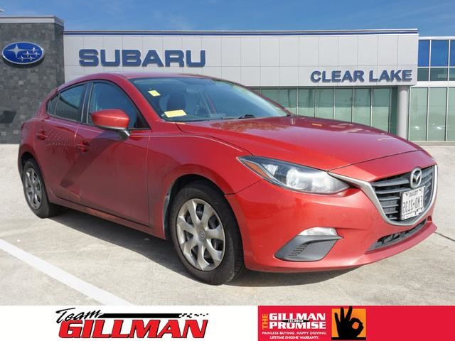 Pre-Owned 2015 Mazda3 i Sport BLUETOOTH