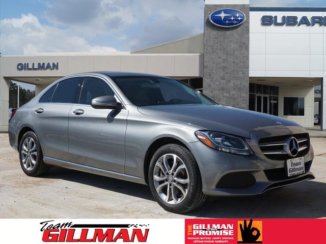 Pre Owned 2015 Mercedes Benz C Class C 300 4MATIC®