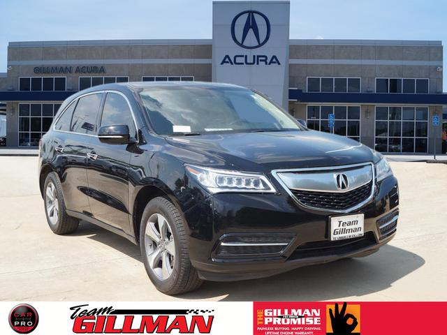 PreOwned Acura MDX BASE SUV In North Houston TX AA - Acura mdx pre owned