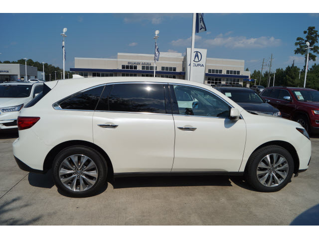 PreOwned Acura MDX WTech SUV In North Houston TX AA - Acura mdx wheels