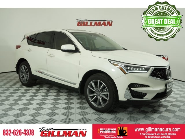 New 2020 Acura RDX FWD TECH