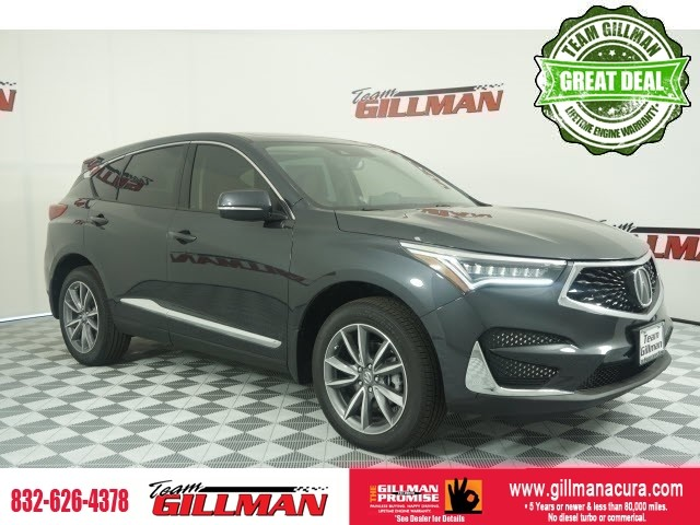 New 2020 Acura RDX AWD TECH