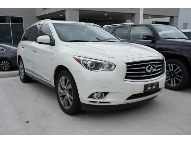 Pre Owned 2013 Infiniti Jx35 Base Suv In North Houston Tx A190258a