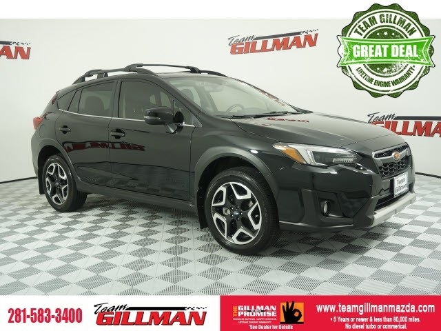 Pre-Owned 2019 Subaru Crosstrek 2 0i Limited AWD