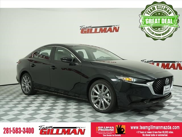 New 2019 Mazda3 PREF AWD