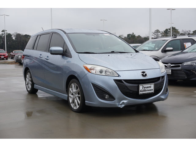 Pre-Owned 2012 Mazda5 Touring LEATHER