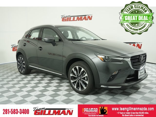 New 2019 Mazda CX-3 GT FWD