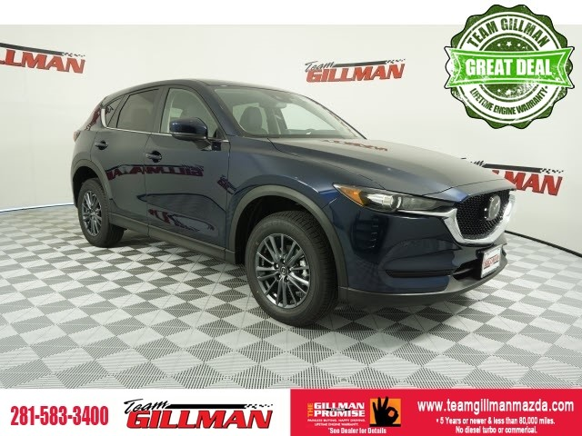 New 2020 Mazda CX-5 TOUR FWD