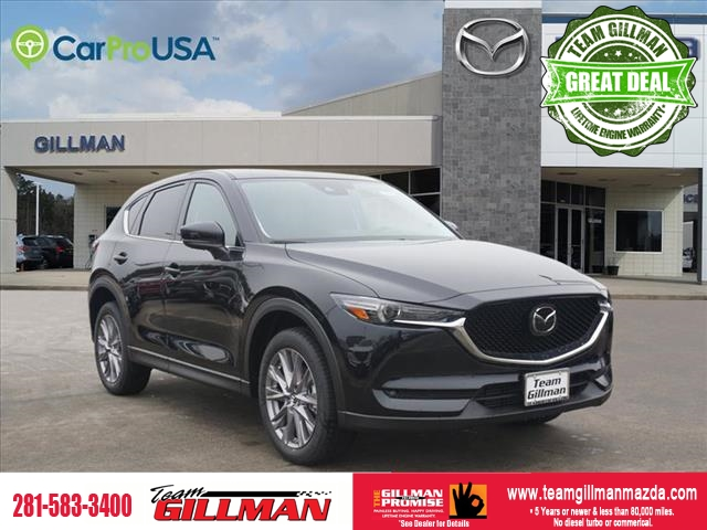 new 2019 mazda cx 5 gt res awd