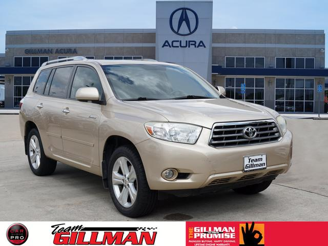 Pre Owned 2008 Toyota Highlander Limited