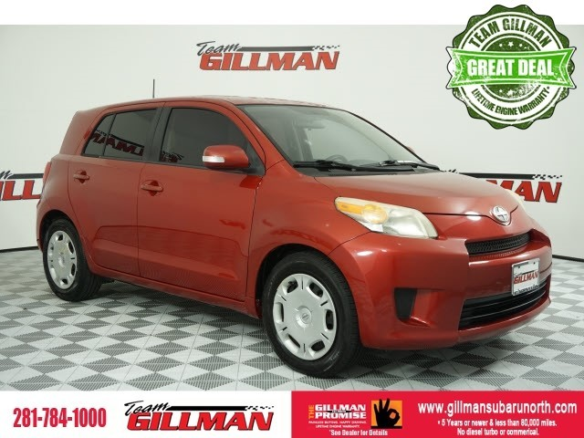 Pre-Owned 2008 Scion xD AUTO