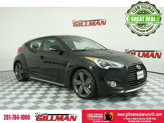 Pre-Owned 2013 Hyundai Veloster Turbo