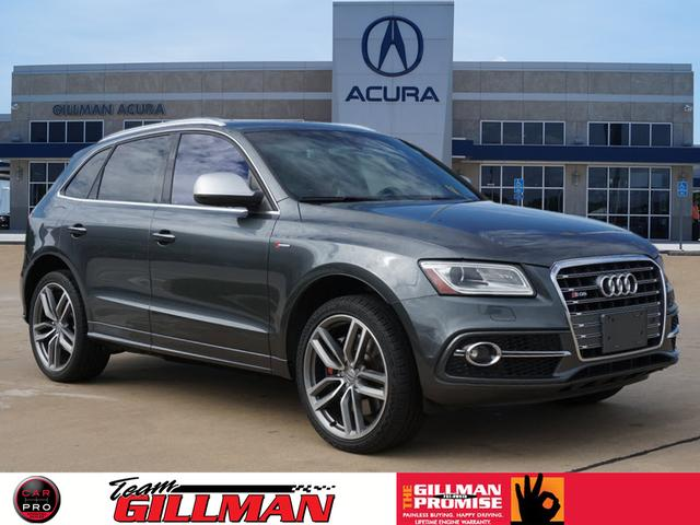 PreOwned Audi SQ Premium Plus SUV In North Houston TX - Audi sq5