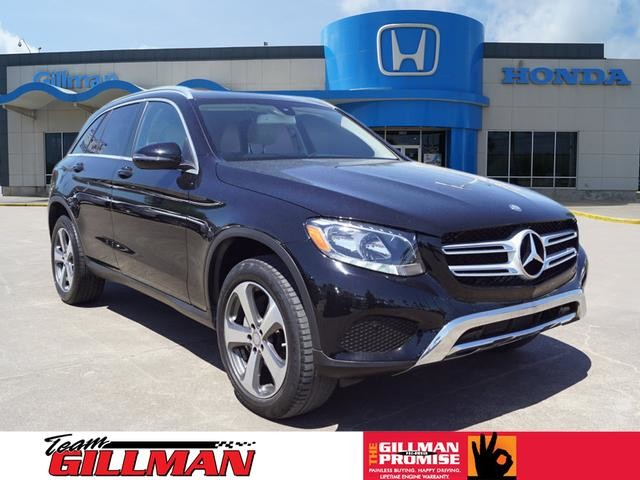 Pre Owned 2016 Mercedes Benz Glc 300 Leather Interior