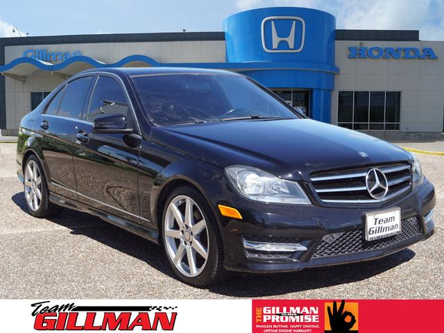 Pre Owned 2014 Mercedes Benz C Class C 250 Luxury