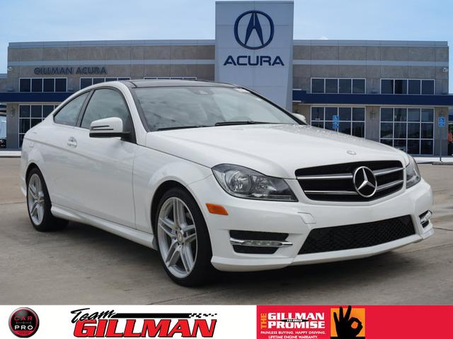 Pre Owned 2013 Mercedes Benz C Class C 250