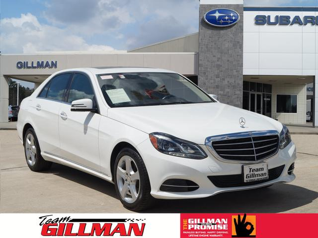 Pre Owned 2015 Mercedes Benz E Class E 350 4MATIC®