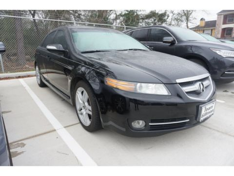 Pre-Owned 2008 Acura TL BASE Front Wheel Drive Sedan