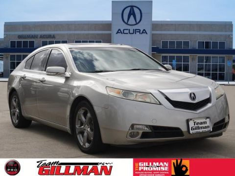 Pre-Owned 2011 Acura TL Tech Auto