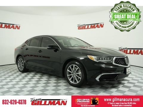 Certified Pre-Owned 2019 Acura TLX w/Technology Pkg LEATHER SUNROOF NAVIGATION CERTIFIED PRE-OWNED