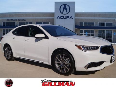 New 2018 Acura TLX V6 w/Tech