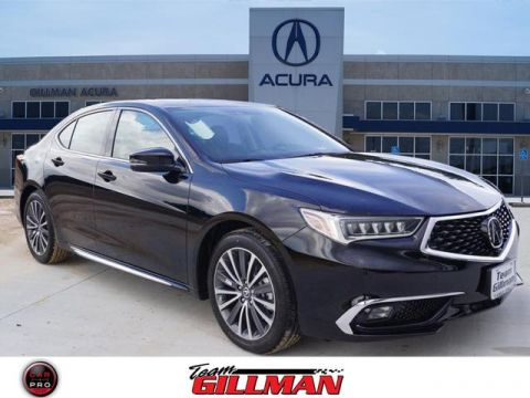 New 2018 Acura TLX V6 w/Advance