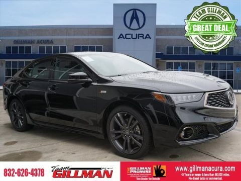 Certified Pre-Owned 2019 Acura TLX w/A-Spec Pkg LEATHER SUNROOF NAVIGATION CERTIFIED PRE-OWNED