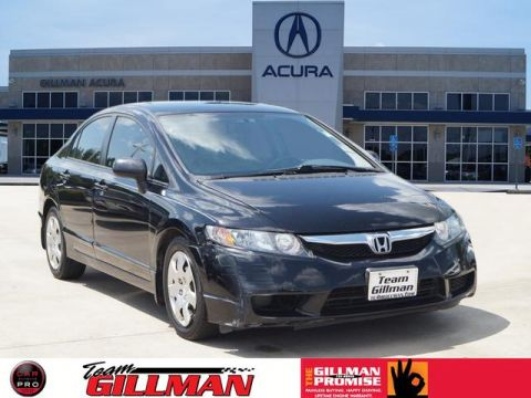Pre-Owned 2011 Honda Civic LX FWD LX 4dr Sedan 5A