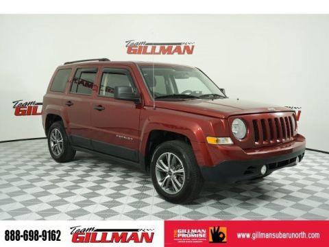 Pre-Owned 2014 Jeep Patriot Altitude ALLOY WHEELS Front Wheel Drive SUV