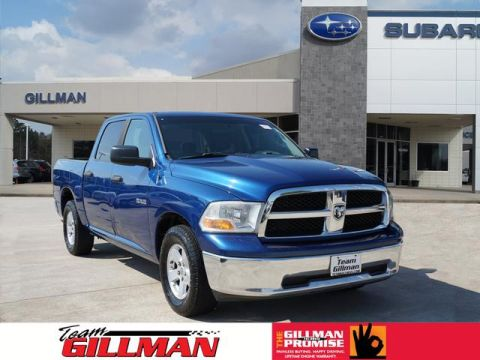 Pre-Owned 2009 Dodge Ram 1500 SLT 2WD 4x2 SLT 4dr Crew Cab 5.5 ft. SB