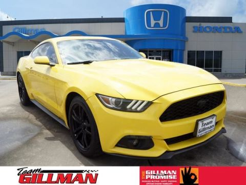 Pre-Owned 2016 Ford Mustang EcoBoost APPEARANCE Pkg