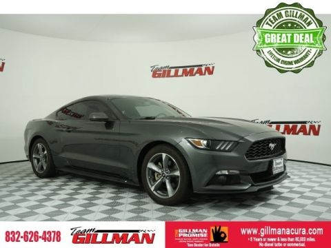 Pre-Owned 2016 Ford Mustang EcoBoost ALLOY WHEELS