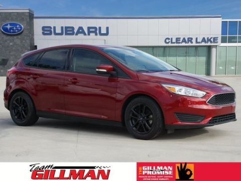 Pre-Owned 2016 Ford Focus SE APPEARANCE Pkg