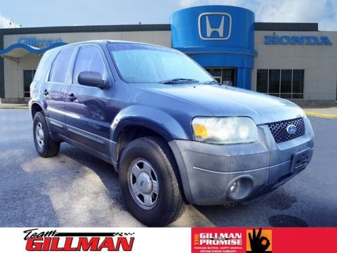 Pre-Owned 2005 Ford Escape XLS Front Wheel Drive SUV