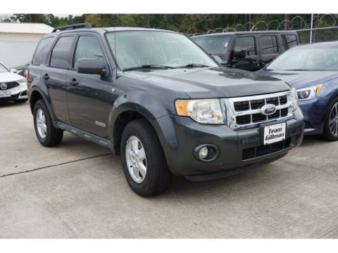 Pre-Owned 2008 Ford Escape XLT 4WD AWD