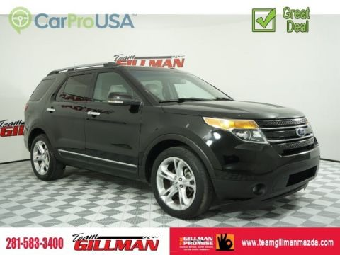 Pre-Owned 2012 Ford Explorer Limited LEATHER SONY AUDIO