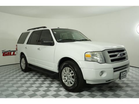 Pre-Owned 2011 Ford Expedition XLT LEATHER