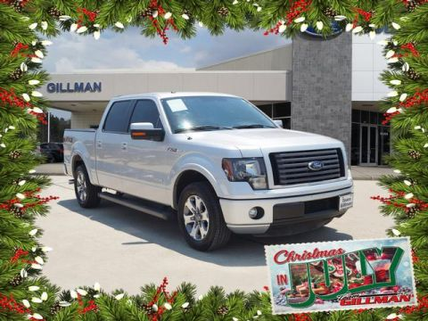 Pre-Owned 2012 Ford F-150 2WD