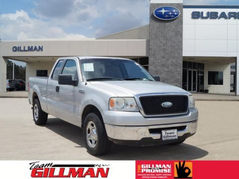 Pre-Owned 2008 Ford F-150 2WD 2WD 4x2 XLT 4dr SuperCab Styleside 5.5 ft. SB
